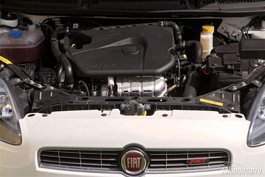 Fiat Bravo T-Jet - Motor