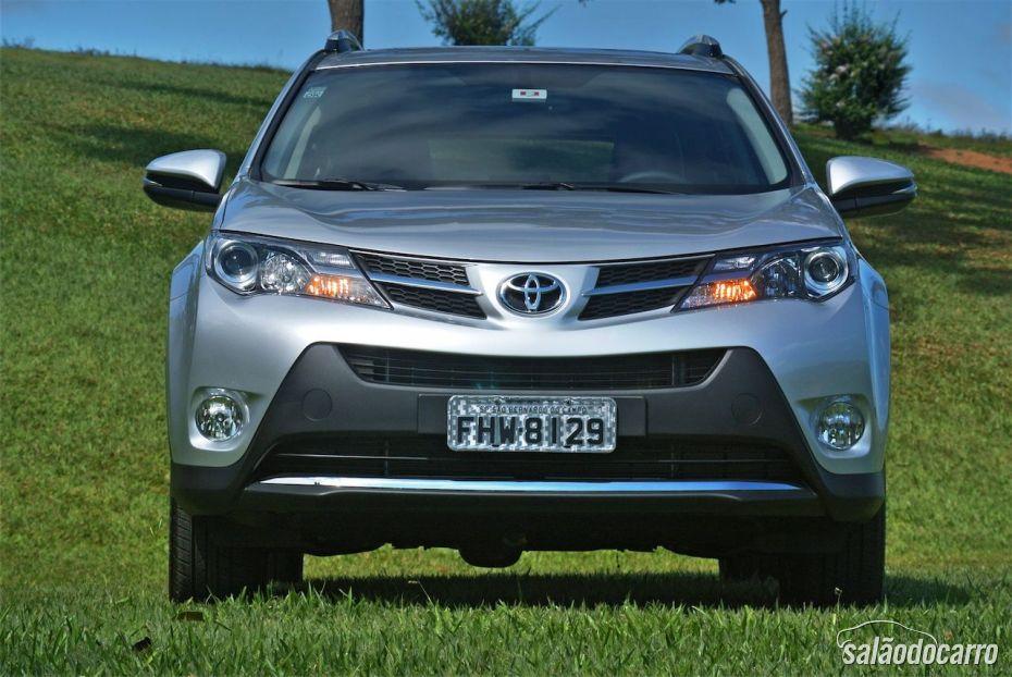 Nova Toyota RAV4