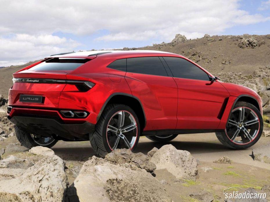 Lamborghini Urus será lançado apenas em 2017