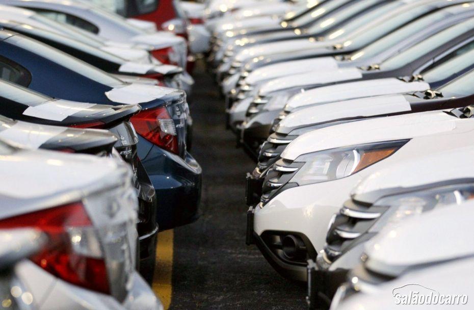Toyota ainda é a marca que mais vende carros no mundo.