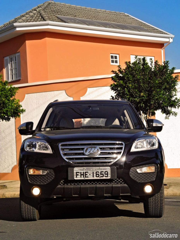 Lifan X60 - Frente