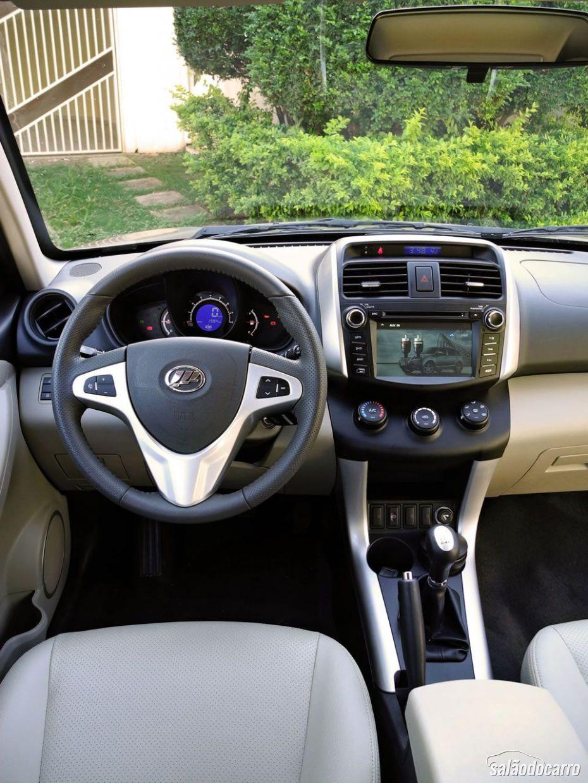 Lifan X60 - Interior