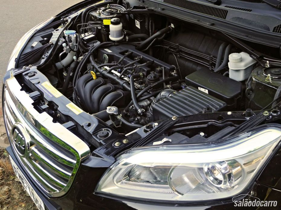 Lifan X60 - Motor