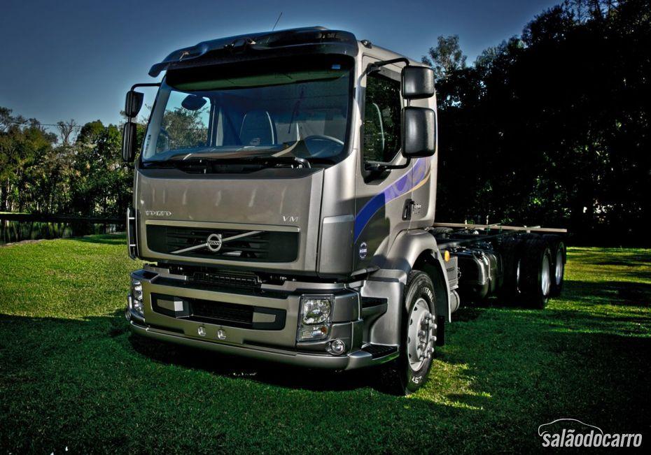 Volvo VM 10 anos