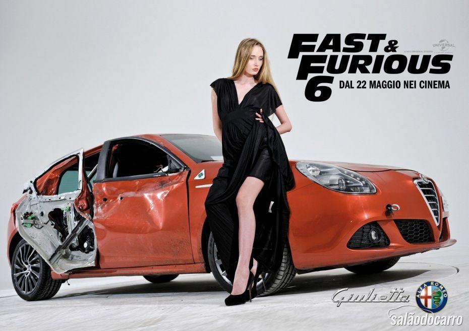 Giulietta Fast & Furious 6 Limited Edition - Foto 3