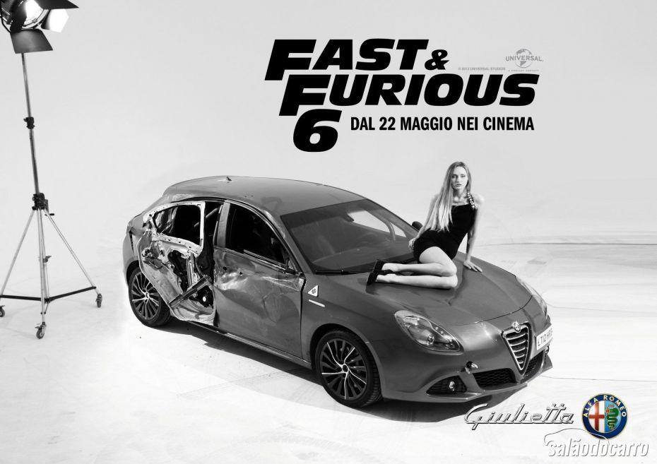 Giulietta Fast & Furious 6 Limited Edition - Foto 4