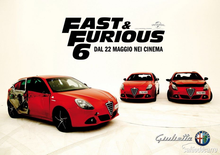 Giulietta Fast & Furious 6 Limited Edition - Foto 5