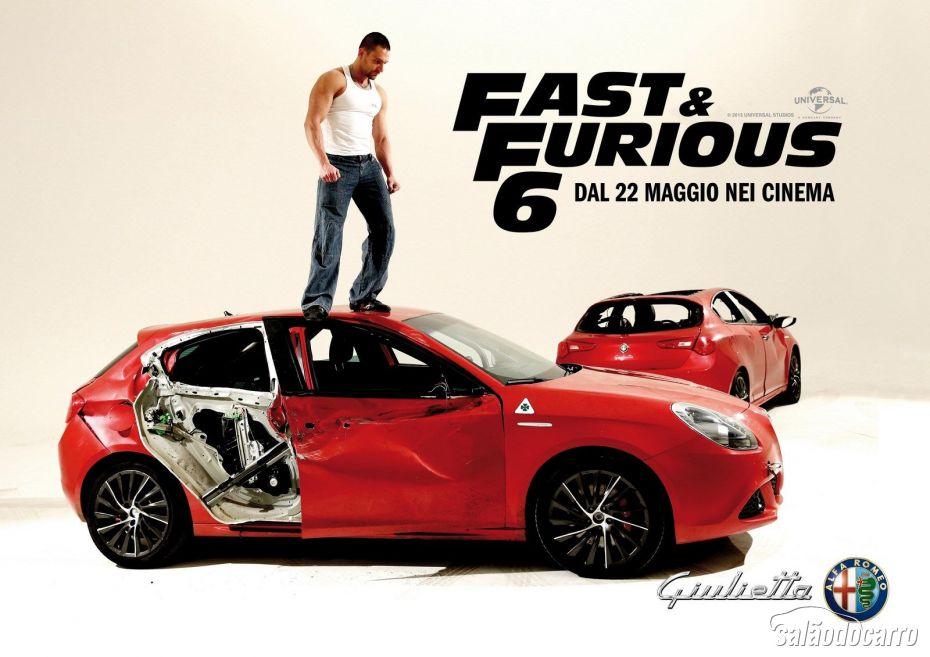 Giulietta Fast & Furious 6 Limited Edition - Foto 6