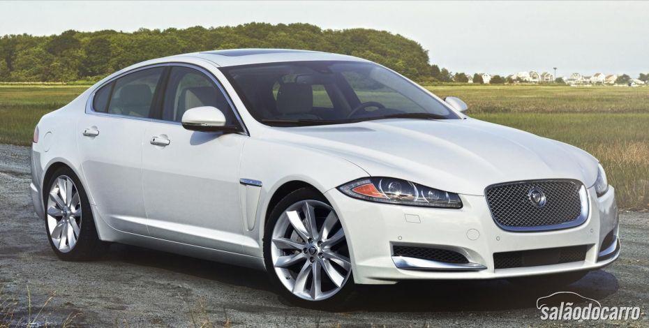 FX passa a ser modelo de entrada da Jaguar no Brasil
