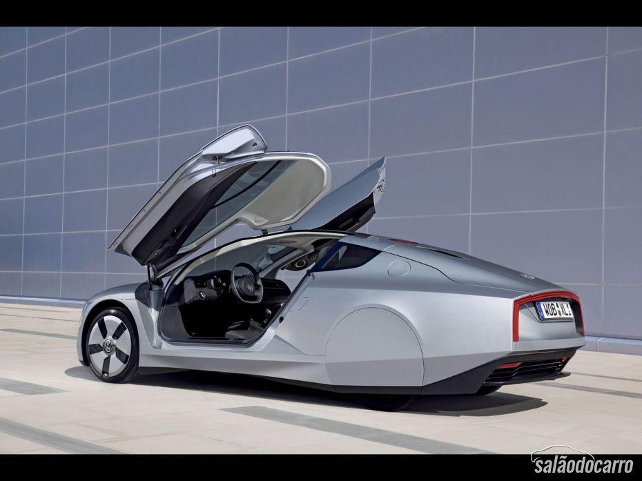 Volkswagen XL1 - Foto 4
