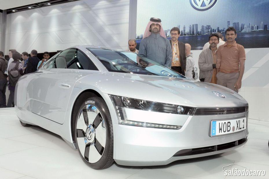 Volkswagen XL1 - Foto 9