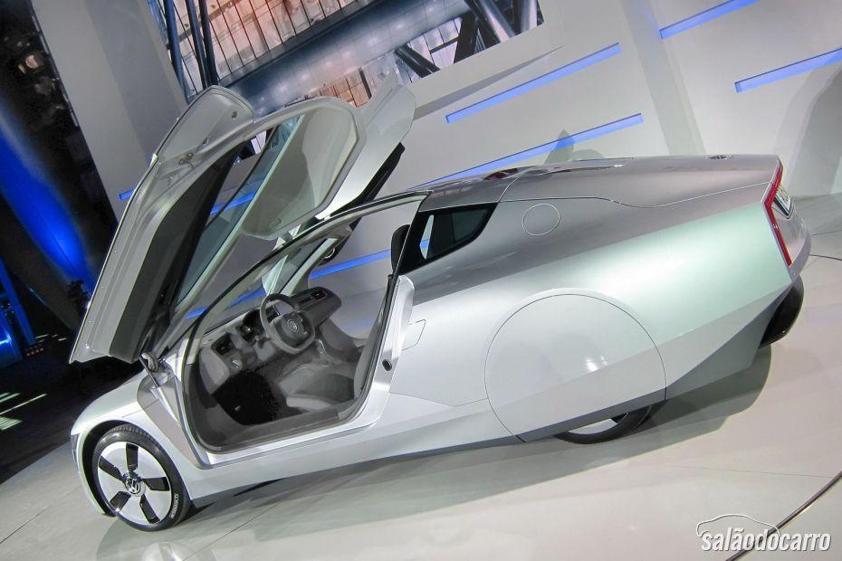 Volkswagen XL1 - Foto 11