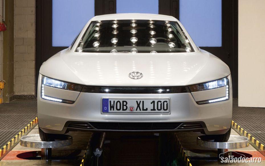 Volkswagen XL1 - Foto 12
