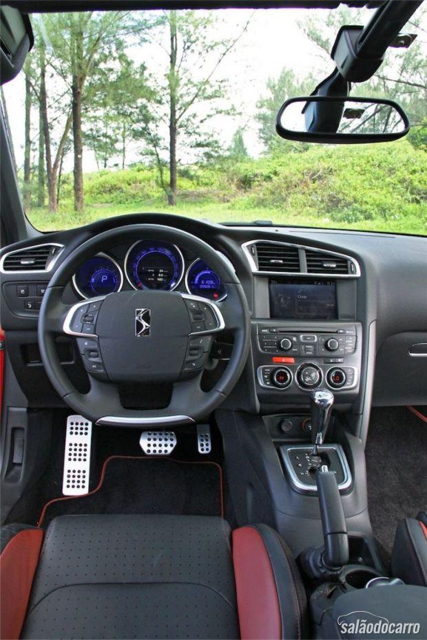 Citroën DS4 - Interior chique