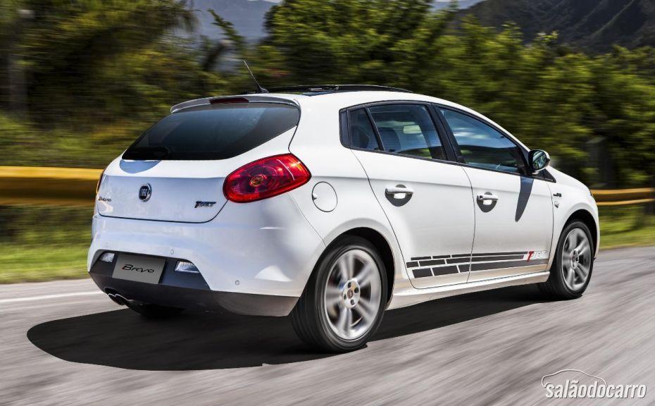 Fiat Bravo 2014 traz poucas mudanças.