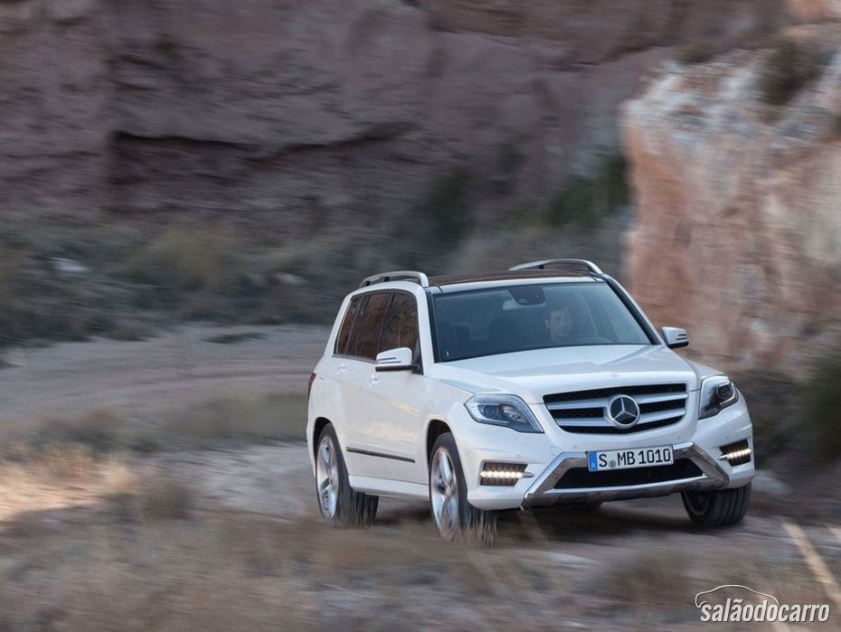 Mercedes GLK 220 CDI a Diesel é lançado no Brasil
