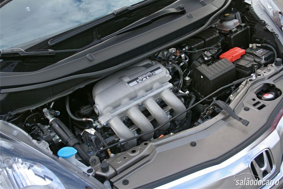 Honda Fit Twist - Motor