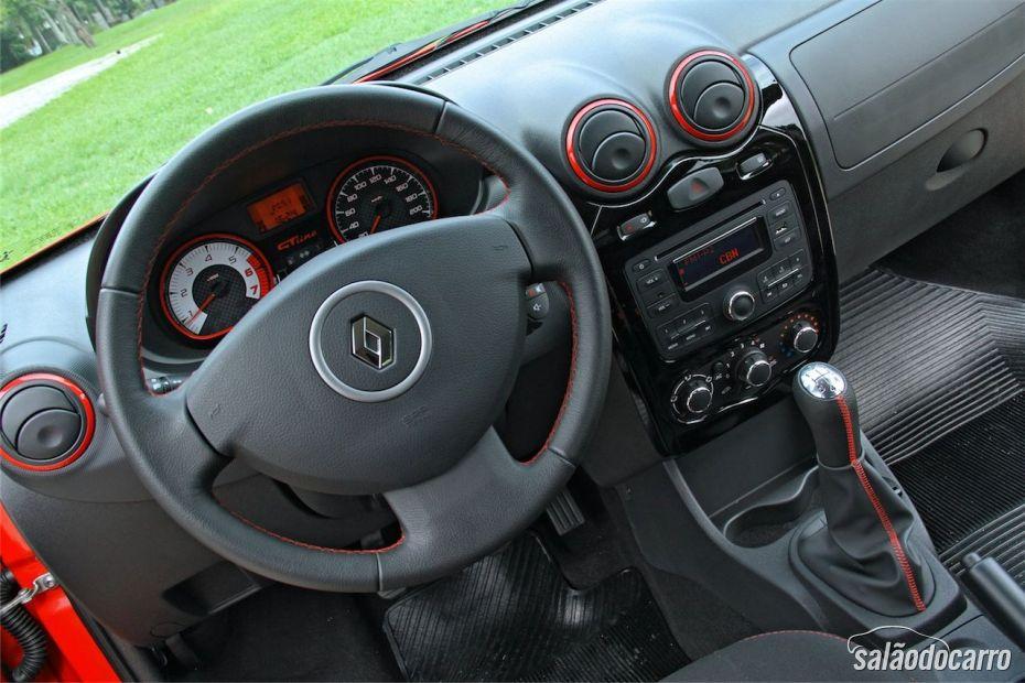 Renault Sandero GT-Line - Interior