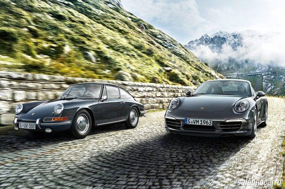 911 Carrera S 50 Years Edition terá edição limitada.