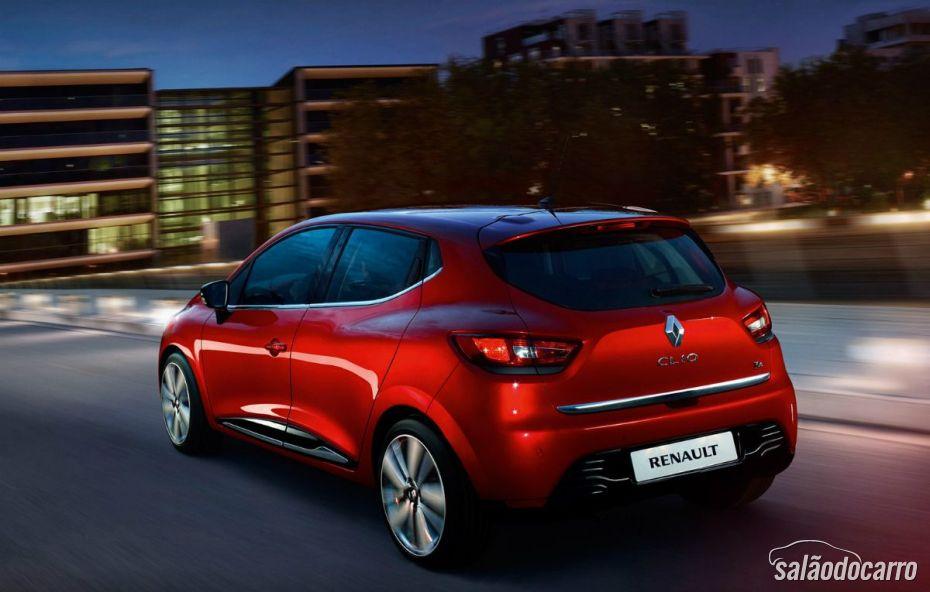 Renault Clio IV será lançado na Argentina.
