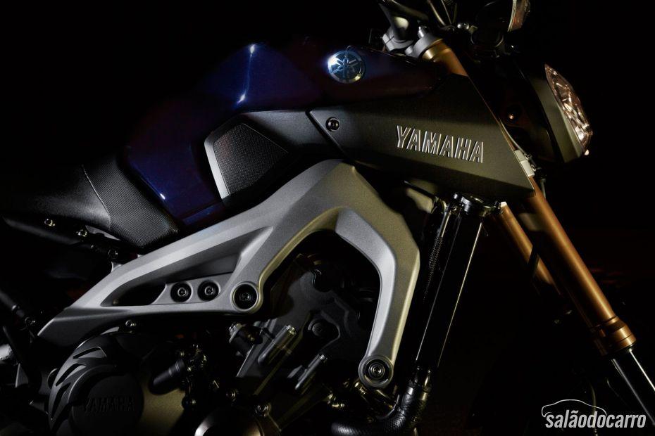 Yamaha lança MT-09 - Foto 1