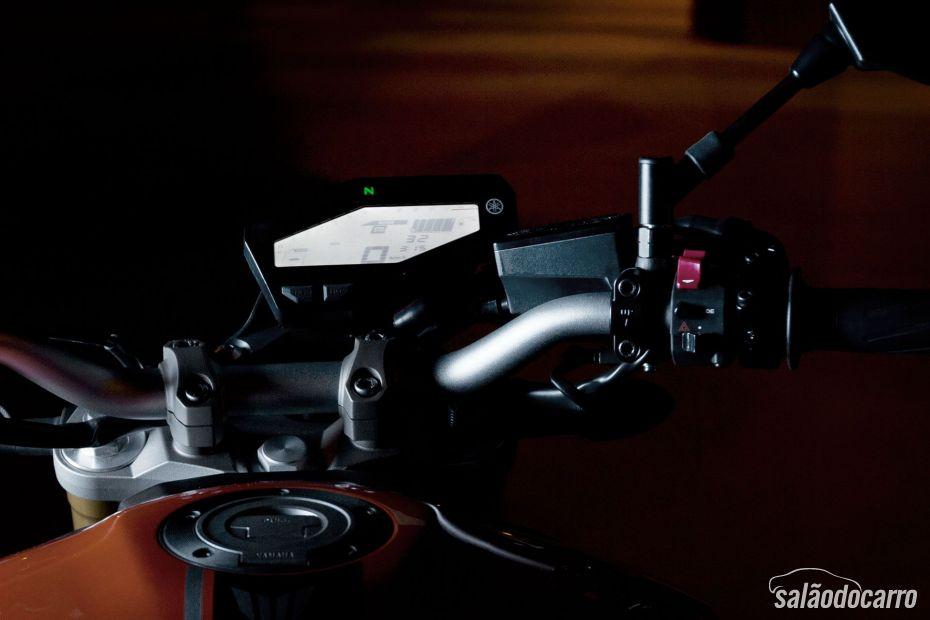 Yamaha lança MT-09 - Foto 3