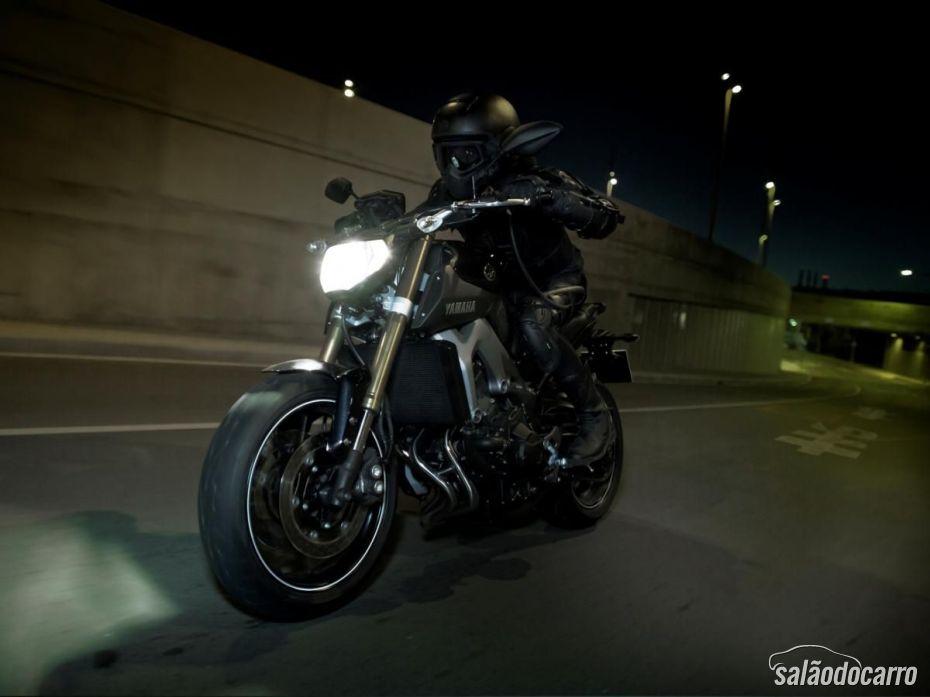 Yamaha lança MT-09 - Foto 7