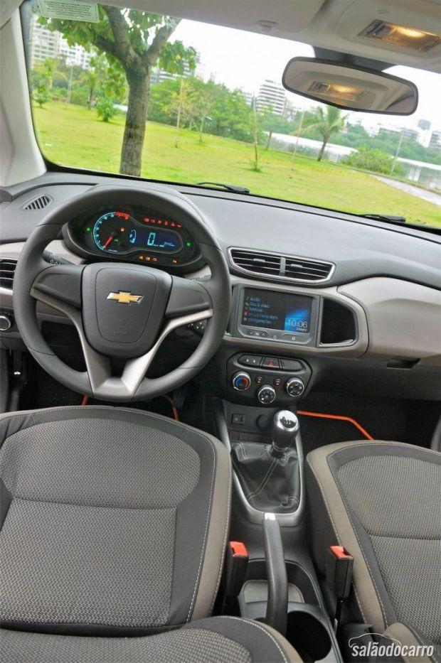 Chevrolet Prisma - Interior