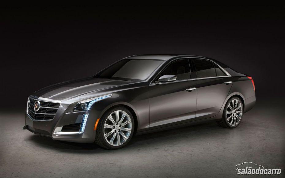 Cadillac deverá chegar ao Brasil em 2014