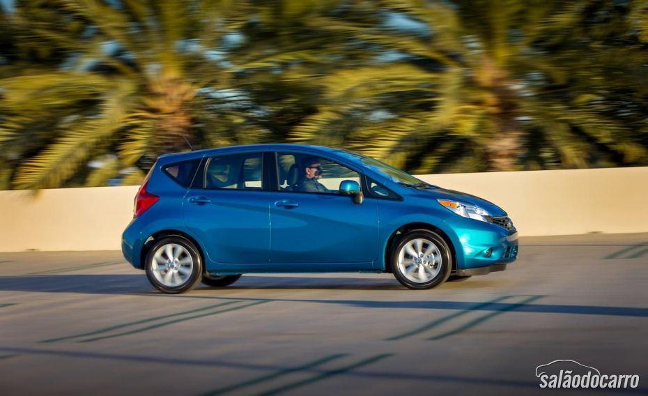 Nissan Note será lançado no Brasil com fabricação nacional.