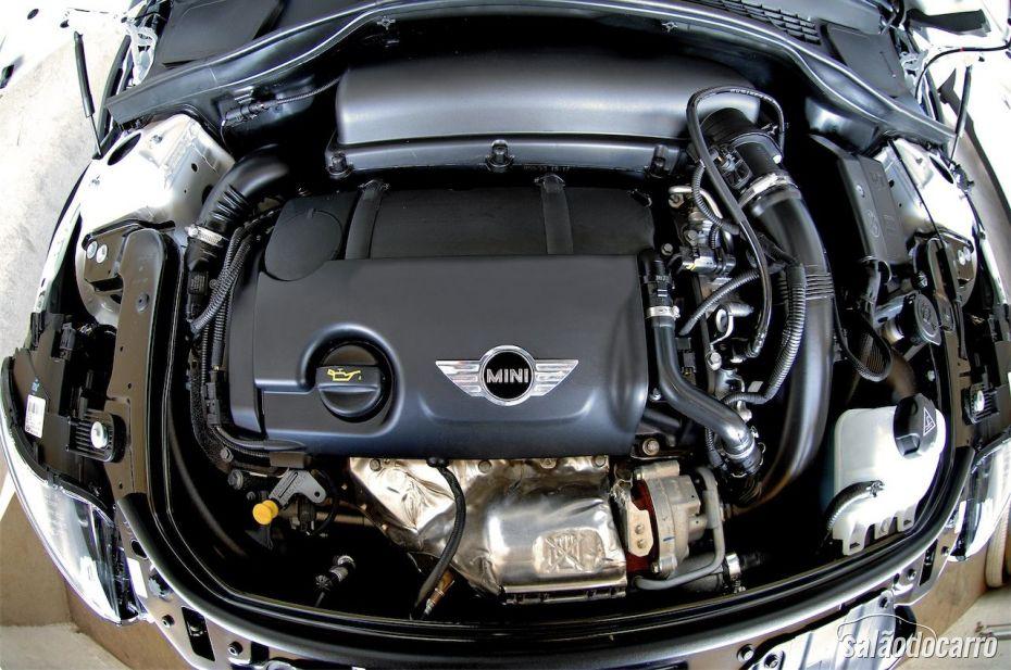 Motor do Mini Paceman