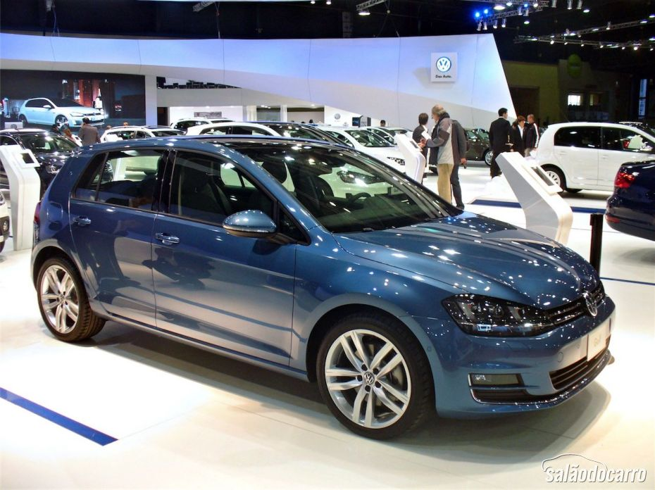 Volkswagen Golf VII - 7ª geração
