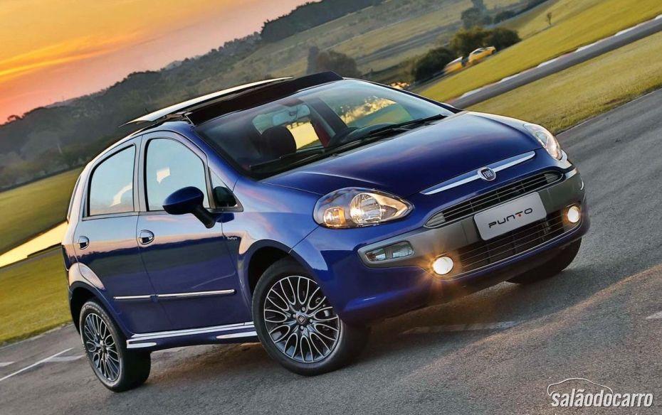 Fiat Punto 2014 está mais caro que o modelo anterior.
