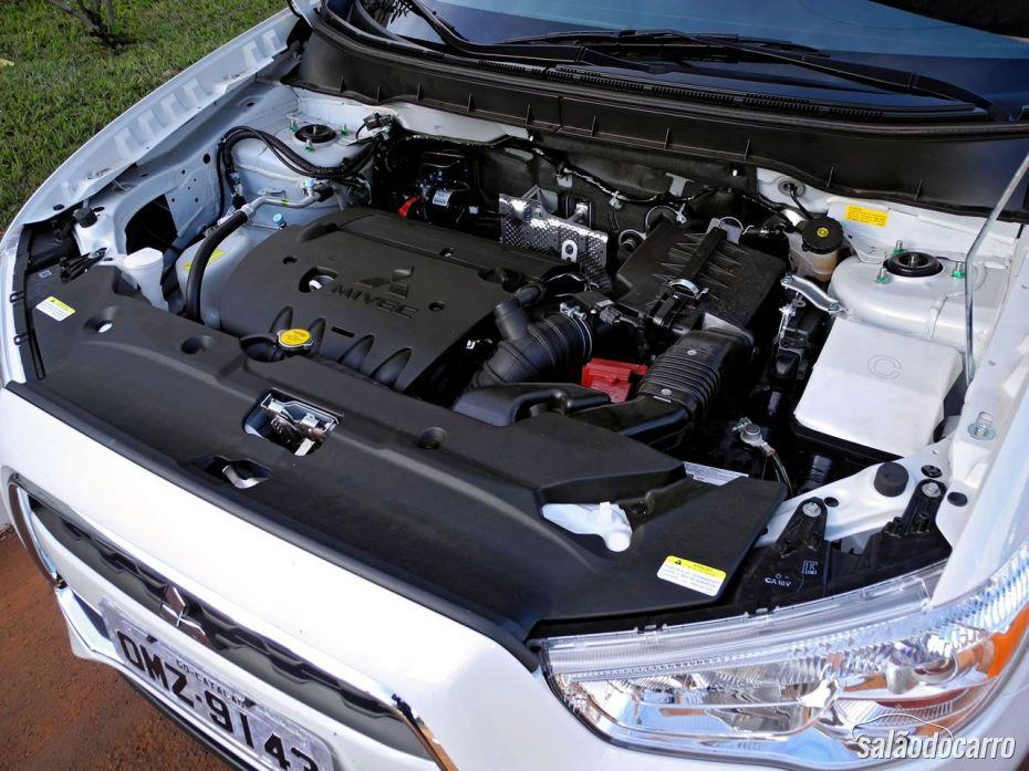 Motor do Mitsubishi ASX