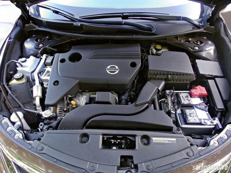 Motor do Nissan Altima
