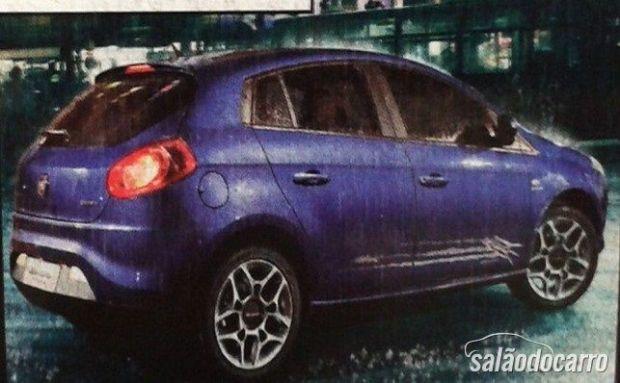 Fiat Bravo Wolverine