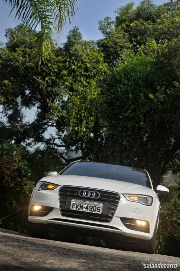 Novo Audi A3 Sport