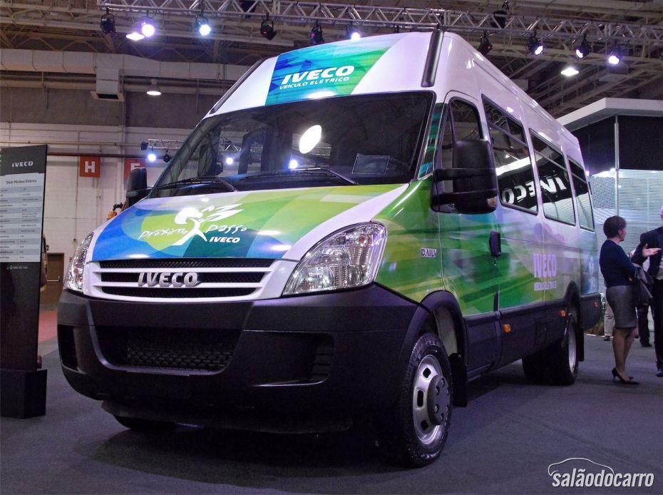 Iveco - Daily Minibus Elétrico