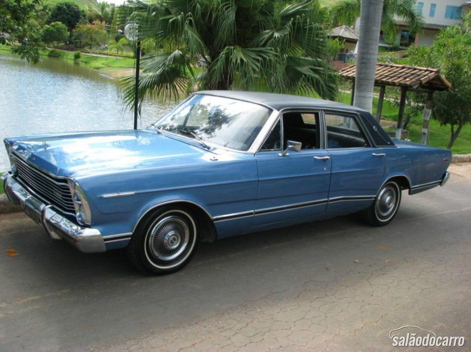 Ford Galaxie LTD 1971