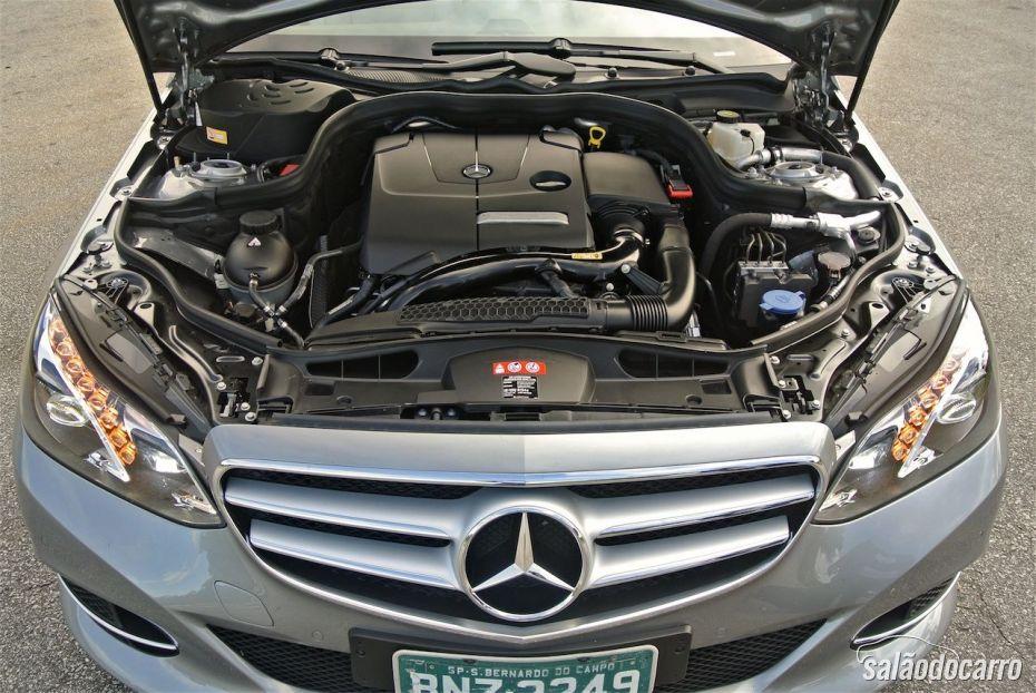 Mercedes-Benz Classe E - Motor