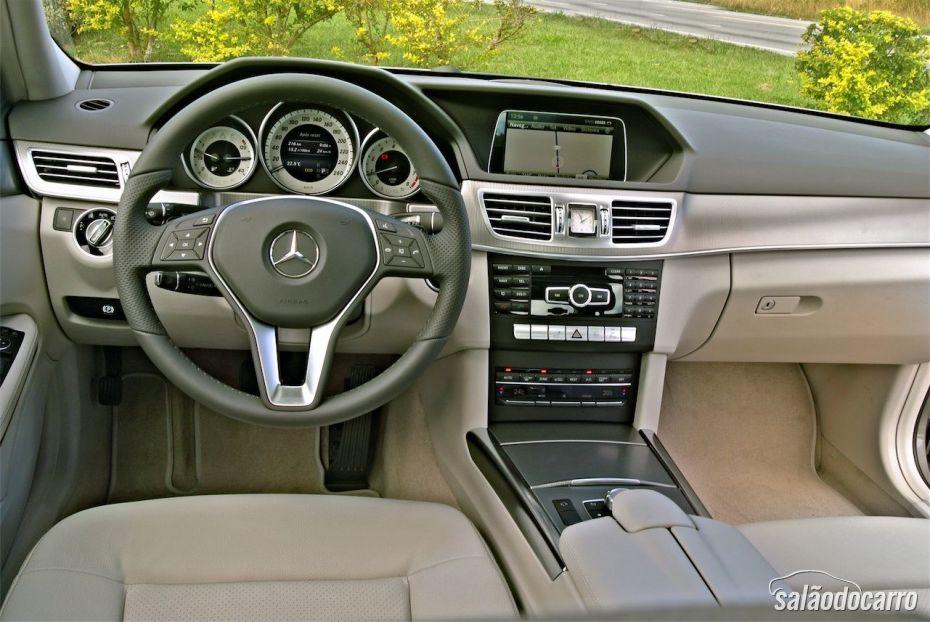 Mercedes-Benz Classe E - Interior
