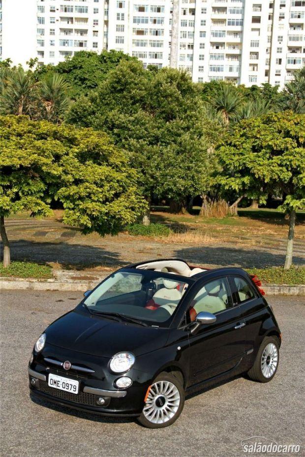 Fiat 500C - Visão geral