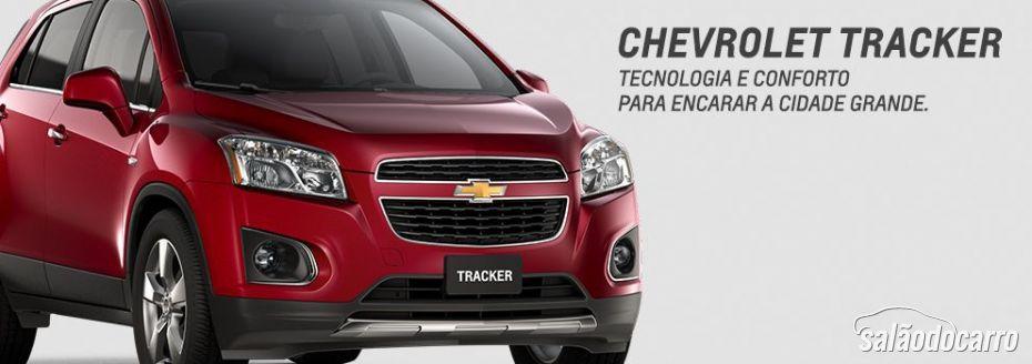 Nova Tracker Chevrolet