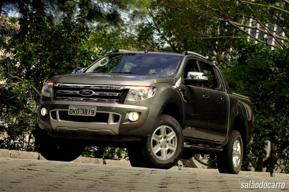 Ford Ranger Limited Flex