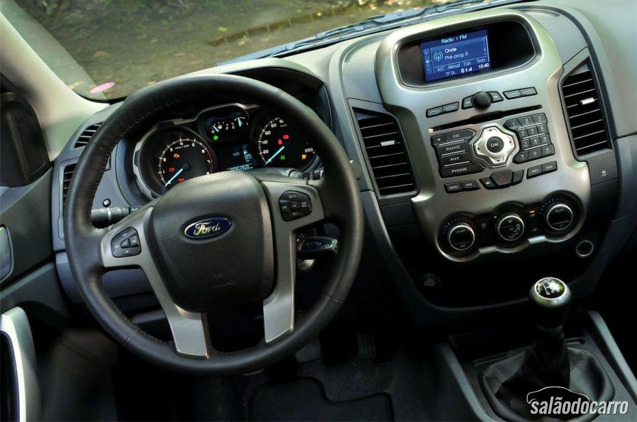Ford Ranger Flex - Interior