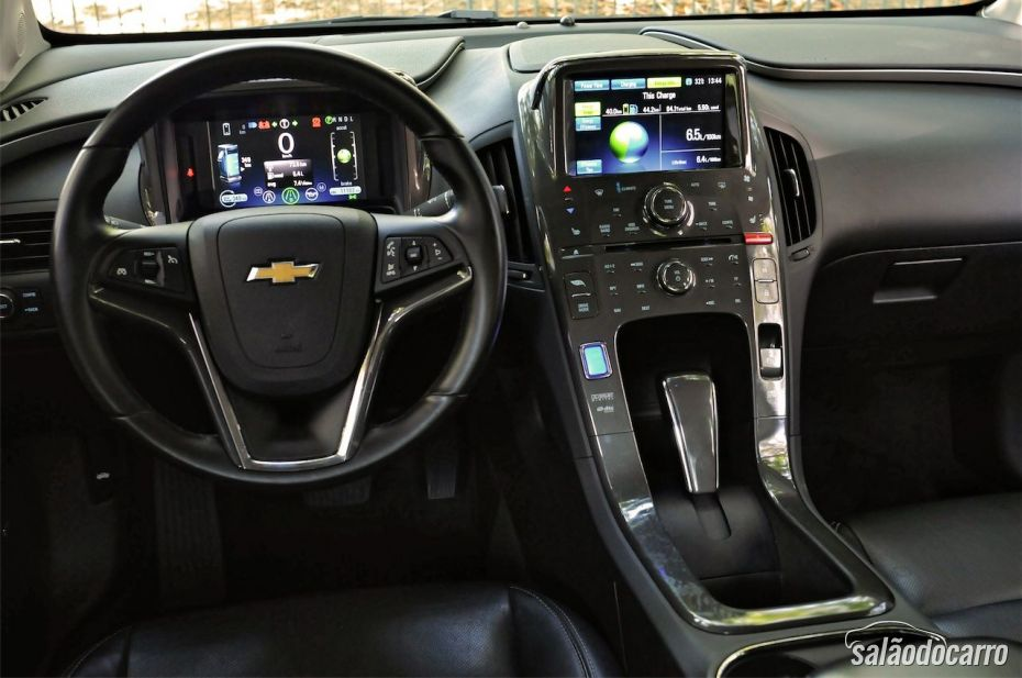 Chevrolet Volt - Interior