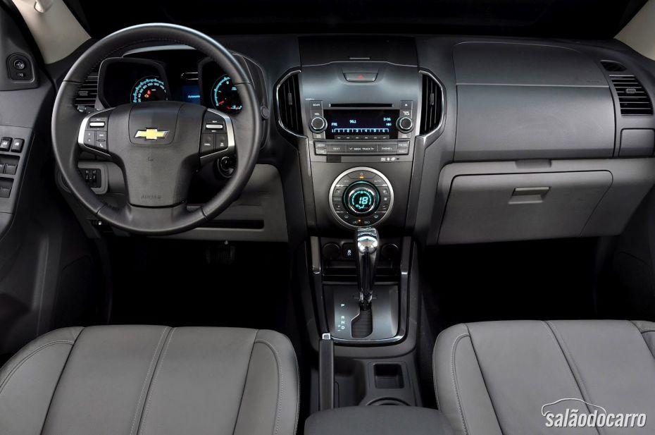 Chevrolet S10 - Interior