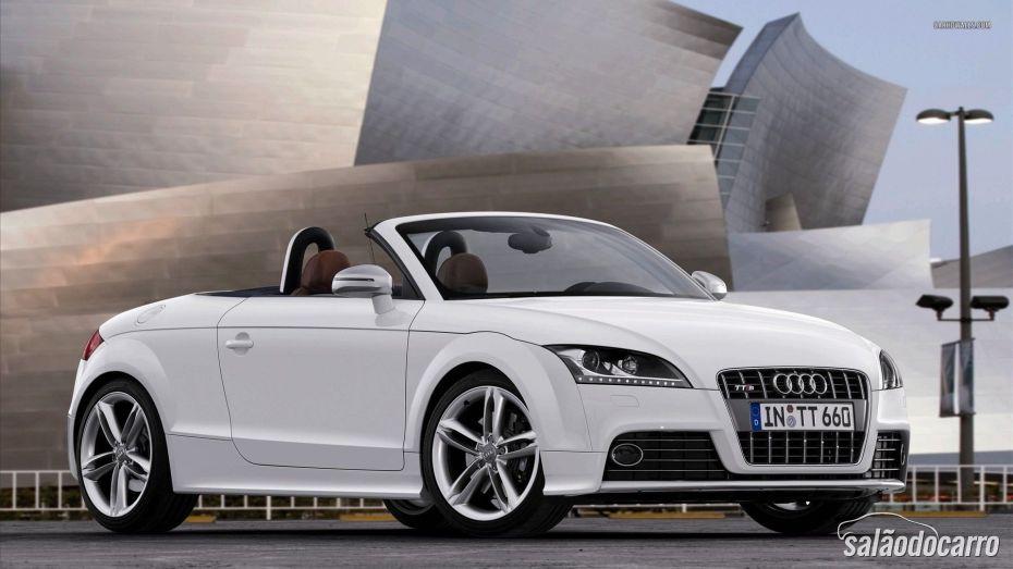 Audi TTS Roadster - Foto 1