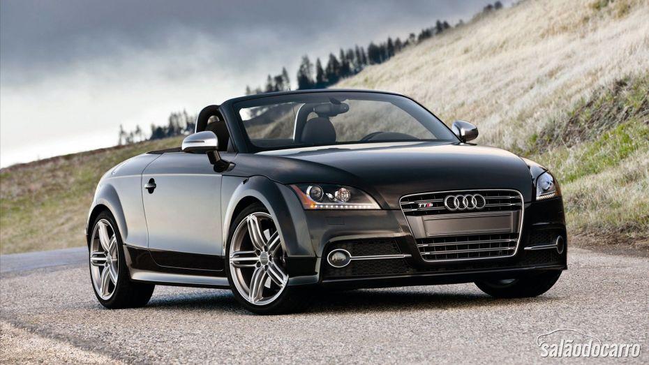 Audi TTS Roadster - Foto 6