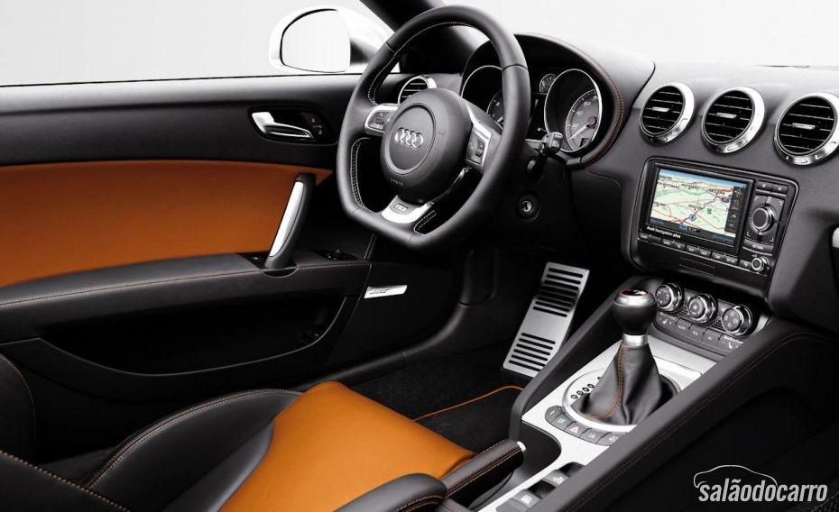 Audi TTS Roadster - Foto 8